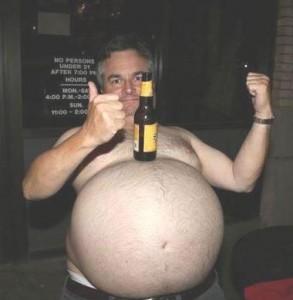 pansa de borracho