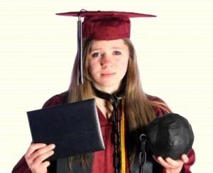 graduating with student debt