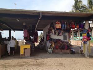 mexican tourist village