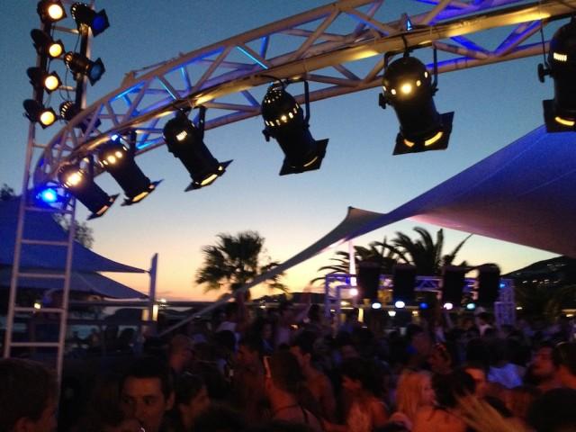 Far Out Beach Bar Party