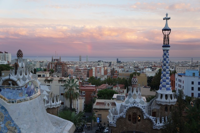 Barcelona's Gaudi Architecture in Photos