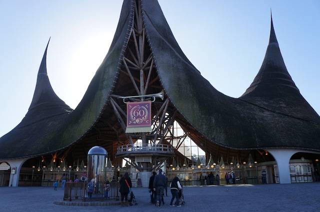 European Theme park