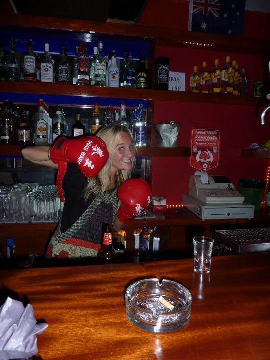 bartender in lagos