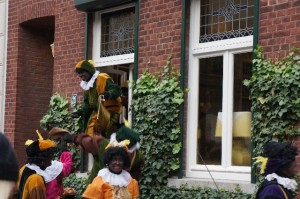 black pete in houses