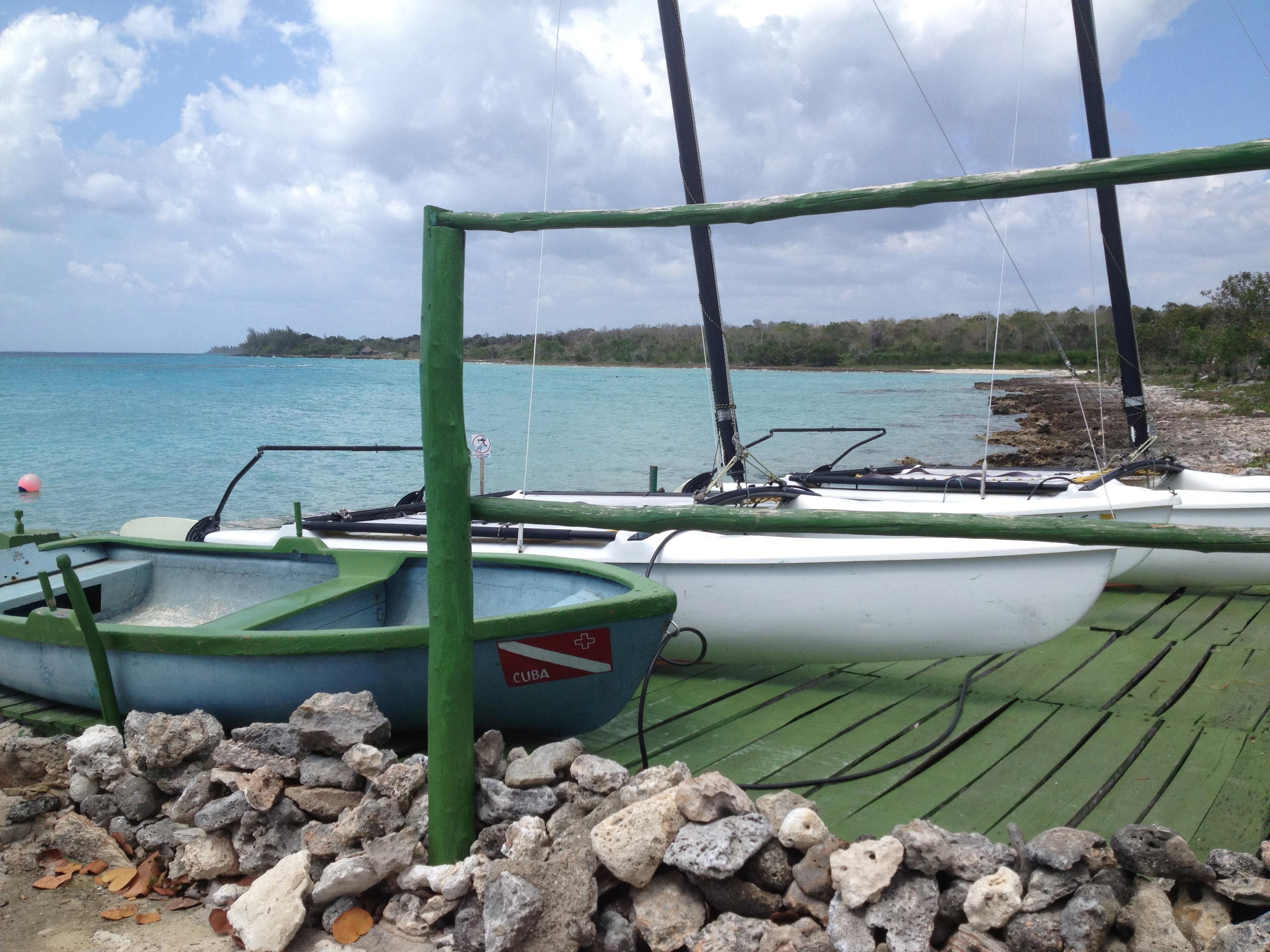 cuban boats