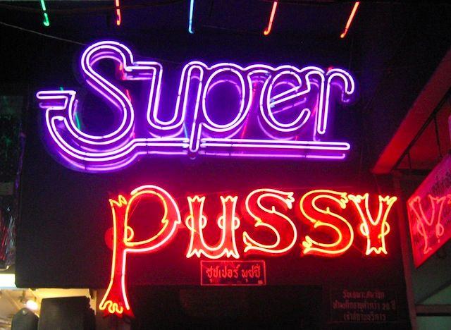 bangkok sex show