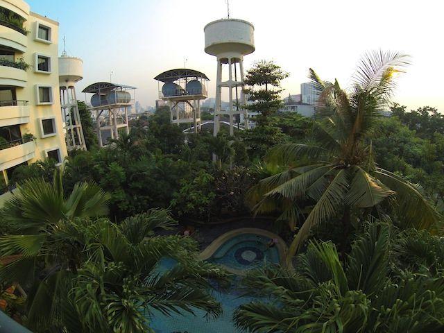 apartment in Bangkok