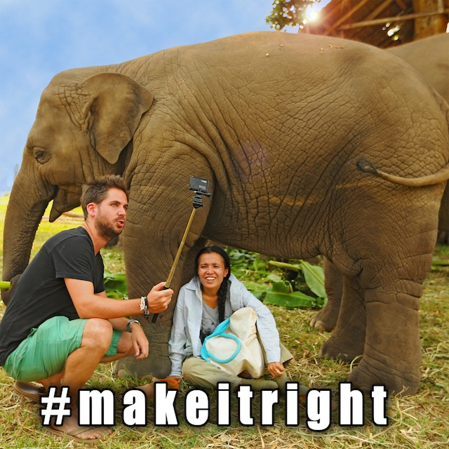 around the world elephant blog Even Multi Billion Dollar Corporations Should Apologize When They Are Wrong: An Open Letter to Adecco to #makeitright