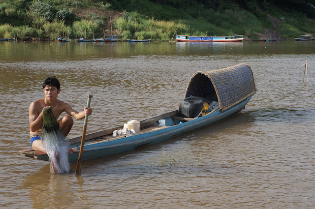 fisherman colleague