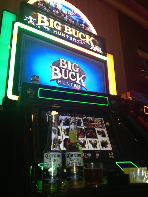 buck hunter slot