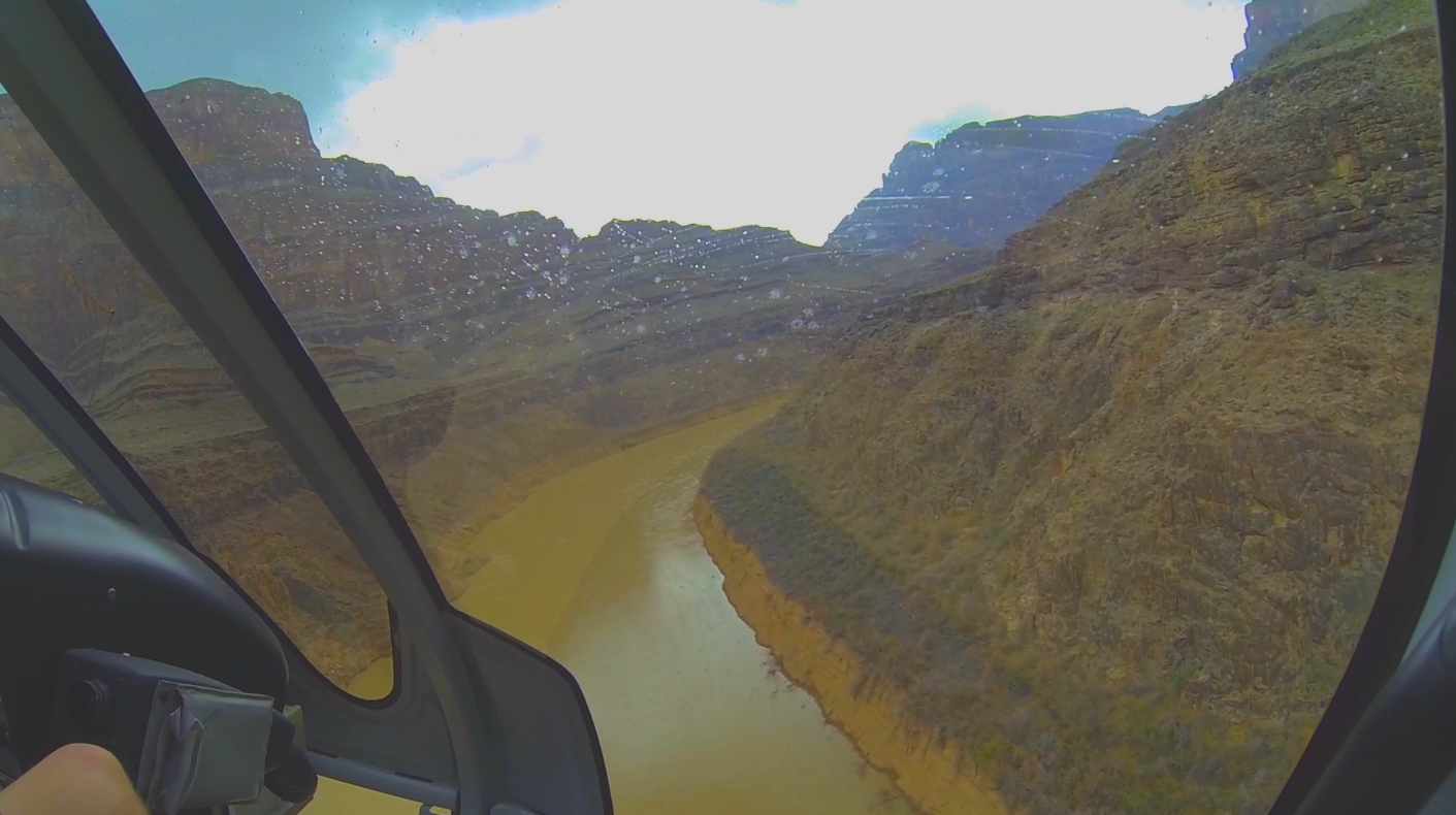 Helicopter Rides To The Grand Canyon From Las Vegas