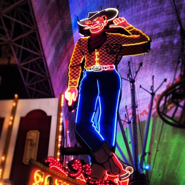 the Vegas cowboy