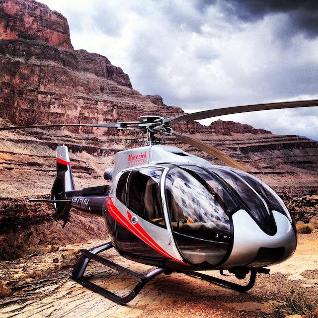 maverick helicopter grand canyon