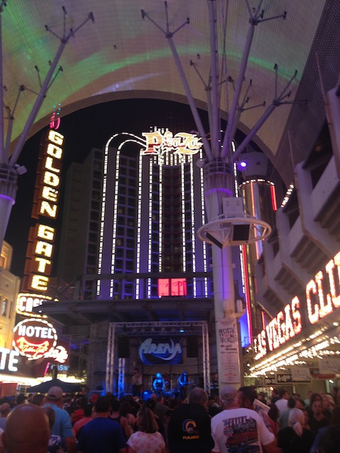 Old Vegas - Worth a look. You will feel better about yourself when you look at who else is there