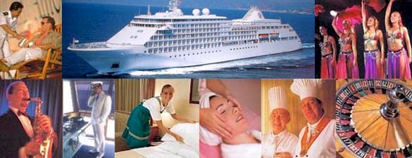 The Realilty Of Working On A Cruise Ship