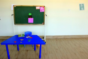 teaching in chinese classroom