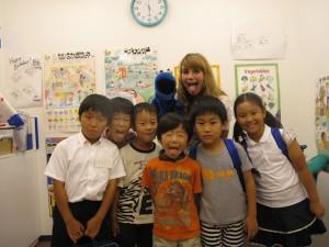 making money teaching English in Japan