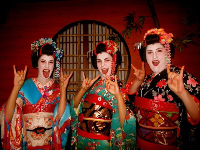 living in Japan culture
