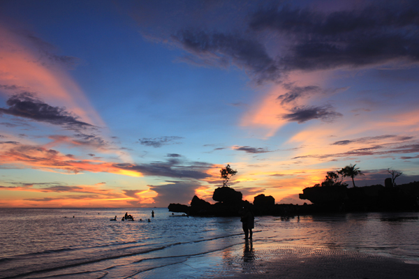 Sunsets on Boracay