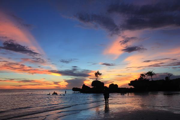Sunsets on Boracay