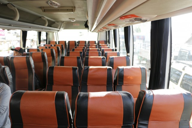 A very special bus ride