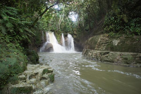Mag Aso Falls, Bohol