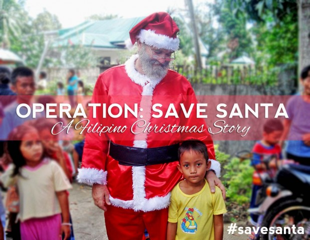 SAVE SANTA Philippines