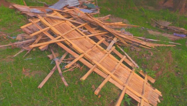 filipino home rebuilding