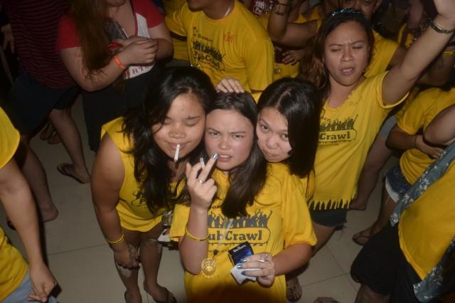 pub crawl philippines