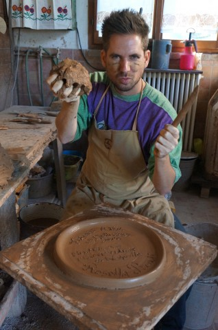 the piadina pan maker