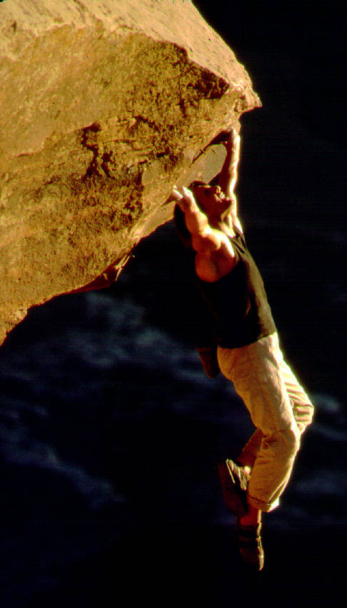 tom-cruise-hang-cliff | Around the World in 80 Jobs Tom Cruise Mission Impossible 2 Rock Climbing