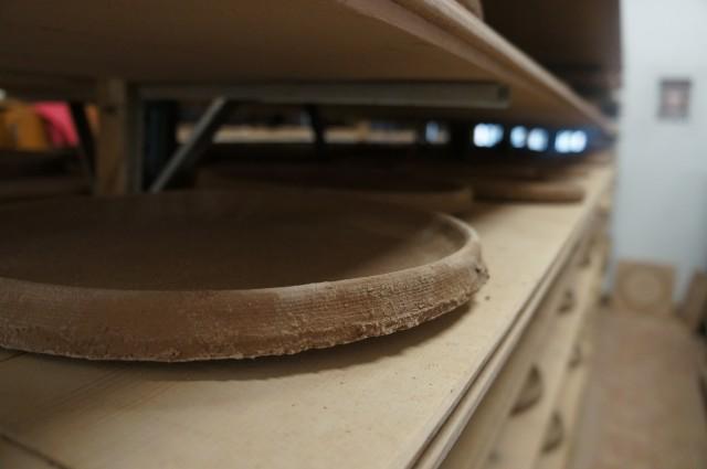 piadina pan drying