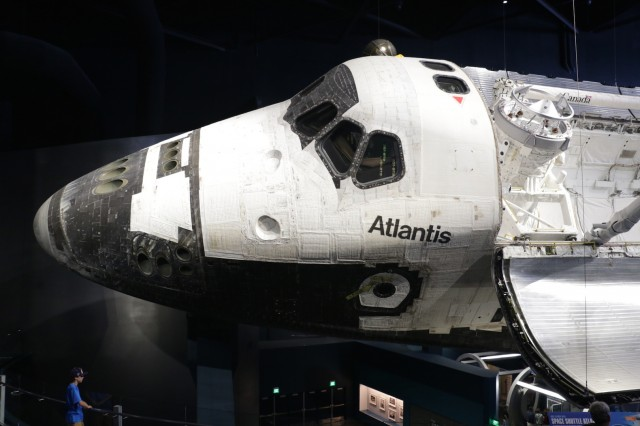 american space shuttle