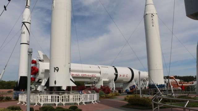 rockets kennedy space center
