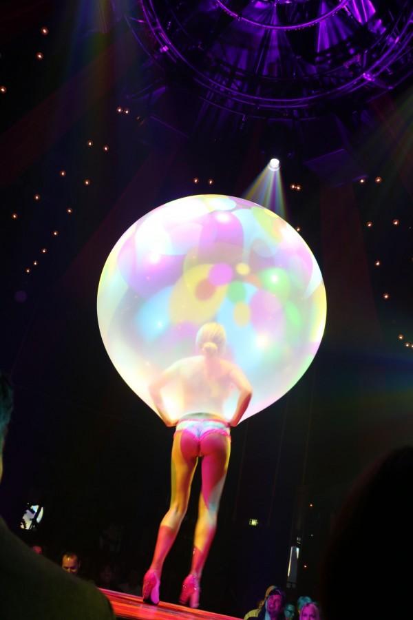 Hands down my favorite show in Las Vegas - Absinthe