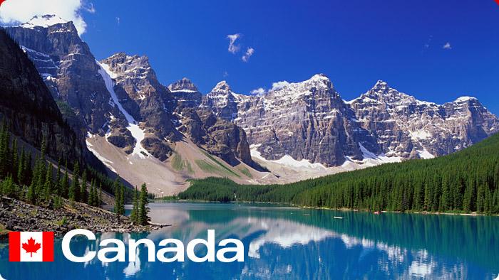 travel guide canada