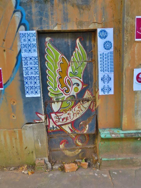 essay graffiti tagging