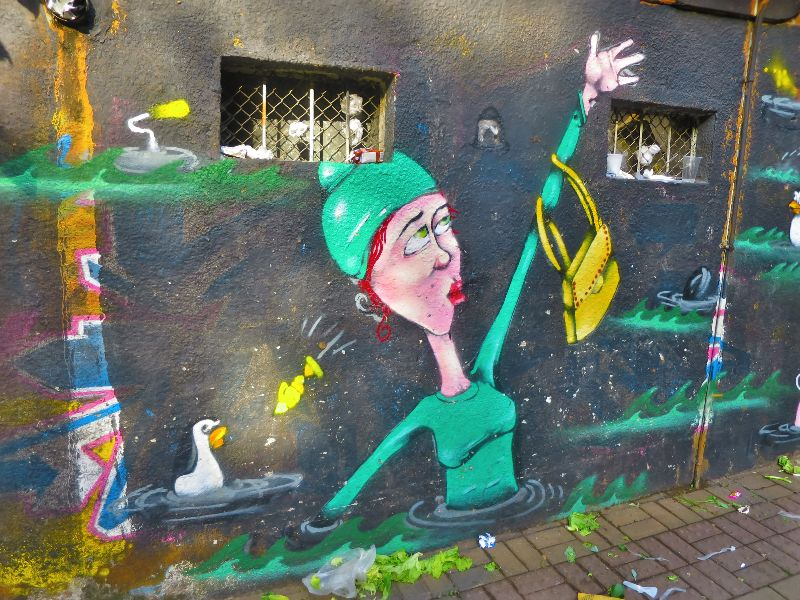 brasil graffiti street art