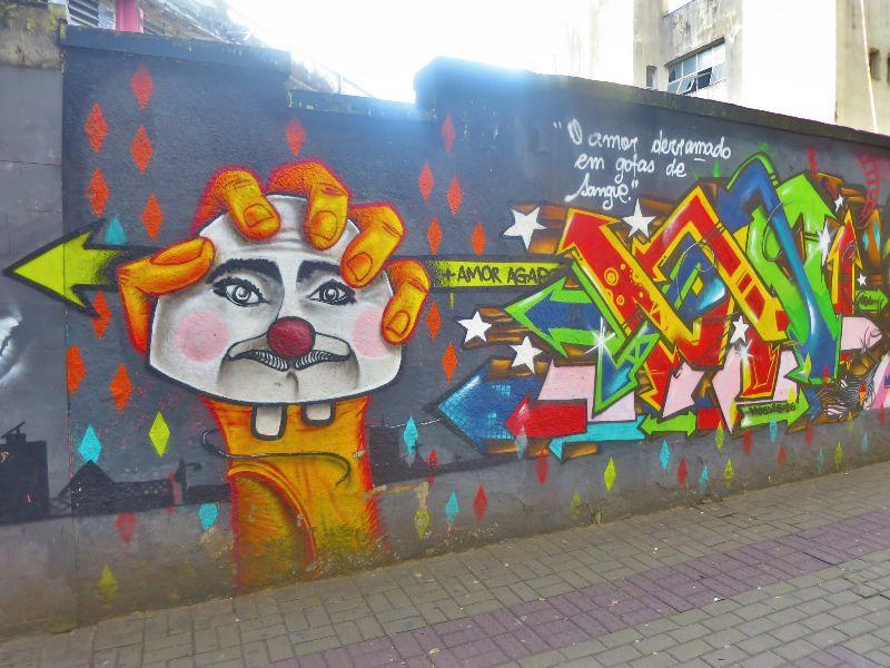 graffiti in brasil