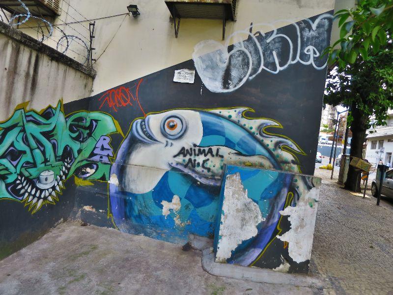 brasil streek art work graffiti