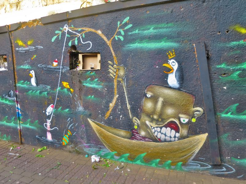 brazilian street artwork