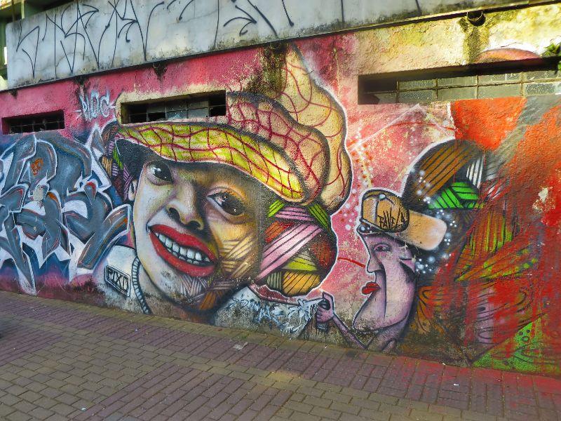 essay about graffiti art