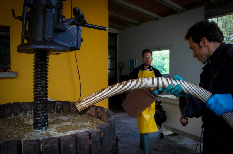 Balsamic Making in Modena Italy Emilia Romagna-28
