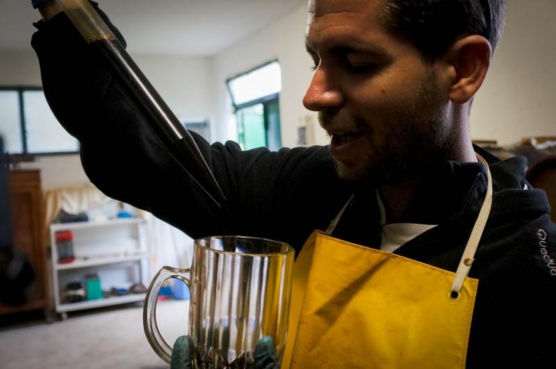 Balsamic Making in Modena Italy Emilia Romagna-43