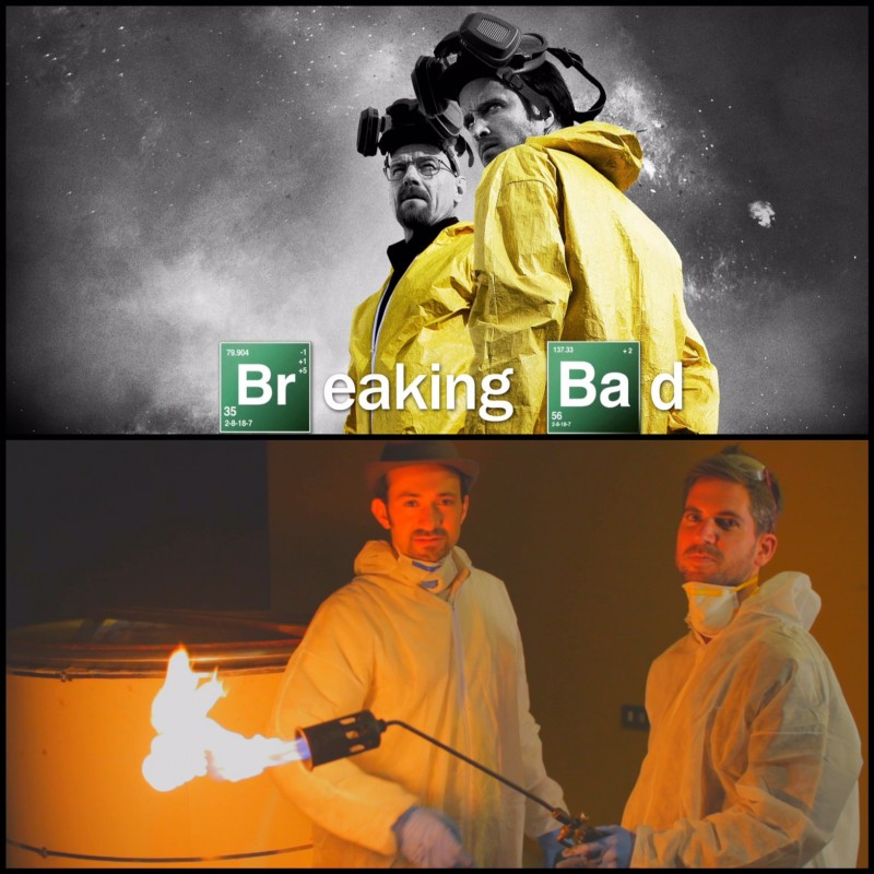 Breaking Balsamic