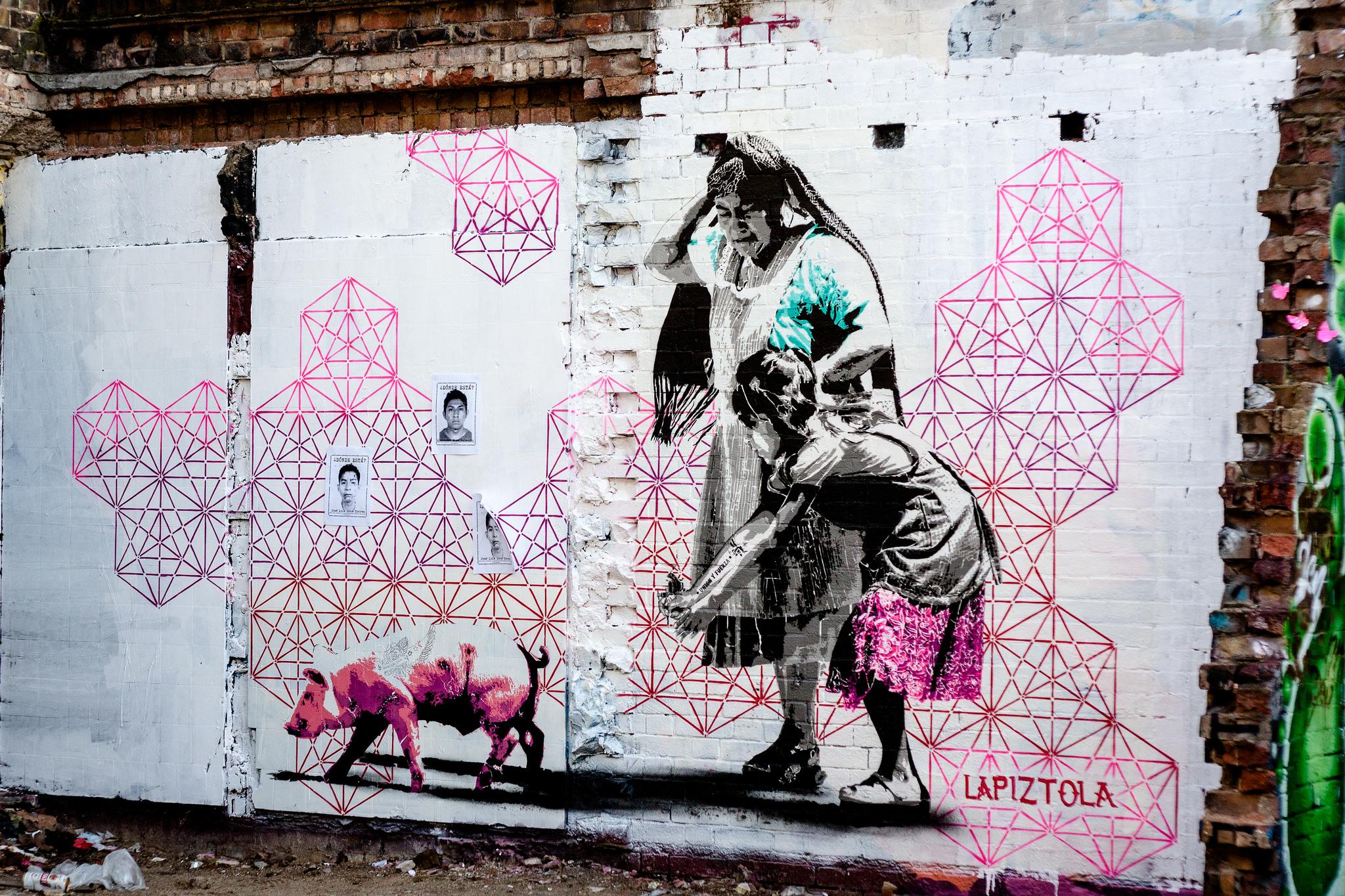 Shoreditch Graffiti London