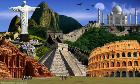 01 Mar The 7 Wonders Of World And Why They Are A Must See