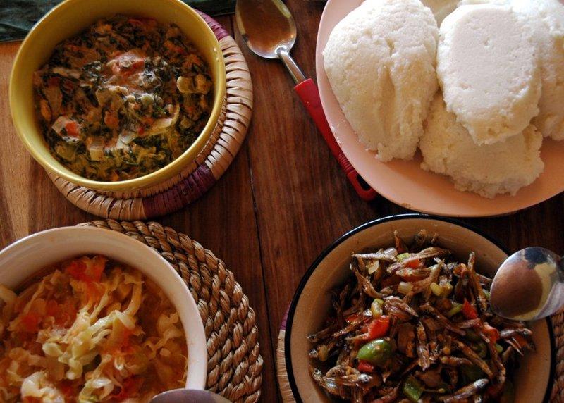 Food in Malawi