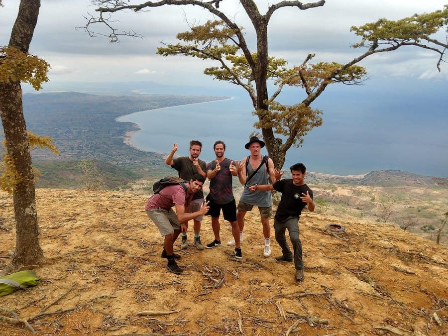 Things to do in Malawi hiking livingstonia